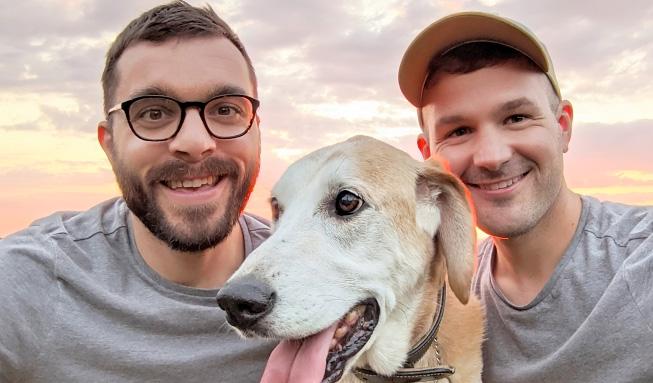 Chad and David Hope To Adopt