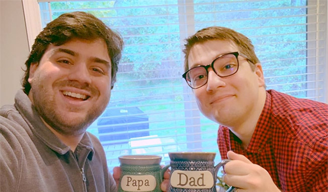 Dan & Steve Want To Adopt A Baby